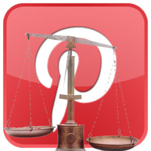 Pinning to Pinterest has legal ramifications